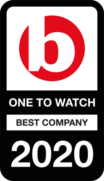 Best Company 2020 'One to Watch'
